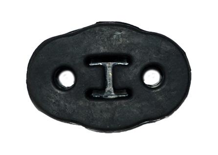 rubber custom shapes