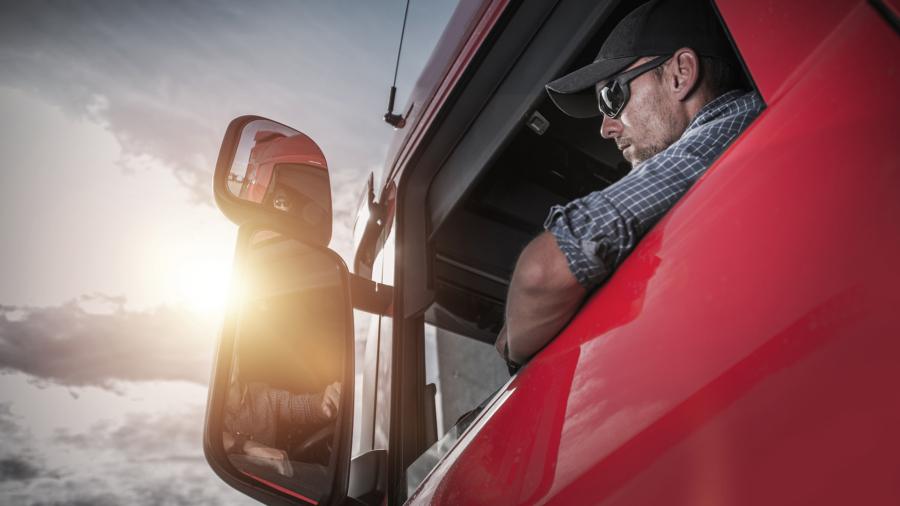 Semi Truck Driver